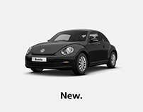 VW Beetle - New