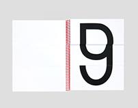 New Alphabet — Typographic Book