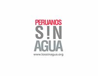 Peruanos sin agua
