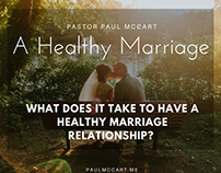 A Healthy Marriage