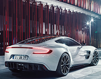THE ONE-77 | CGi