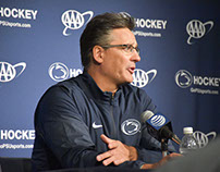 Penn State Men's Hockey Media Day