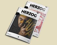 HERZOG - magazin für kultur