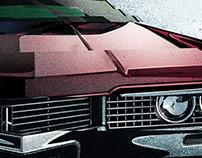 """""""Shattered"""", a '68 Oldsmobile"""