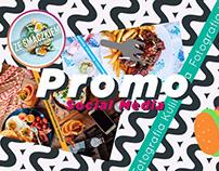 Promo Animation for Social Media Brand