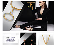 Office Wear Collection, Bluestone. Kingdom of Links