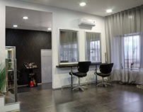 Hairstyling Salon