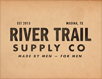 River Trail Supply Co Logo