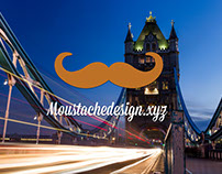 Moustache Design - Branding & Website Design