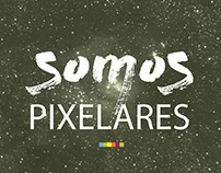 Identity Design for Pixelares Estudio