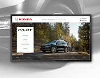 Honda Dealership Experience