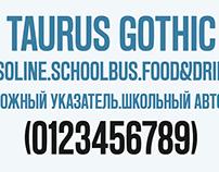 Taurus Gothic