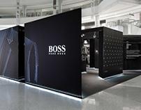 Hugo Boss - Showroom