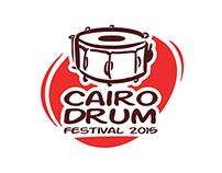 Cairo Drum Festival Logo