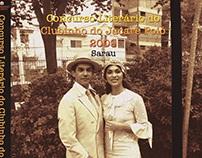 DVD Concurso Literário do Clubinho do Jacaré Poió 2009