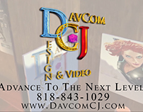 DavComCJ C4D 3D Interior Walk Through
