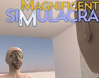 The Magnificent Simulacra - Burning Man 8888