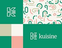 Kuisine - Brand Design.