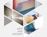 Arts And Gadgets 19-08-2015