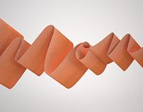 Experimental 3D textures
