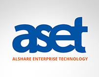 ASET - Logotype