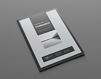 Multipurpose Brochure Template 16 Pages