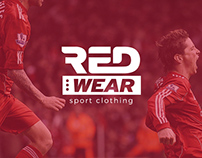RED WEAR - Sport clothing Brand