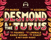 Desmond & The Tutus Poster