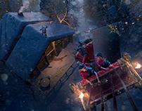 Samsung - Santa Left Behind