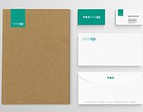Estudi-o3's brand identity