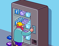 social media provider