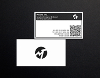 My personal business card