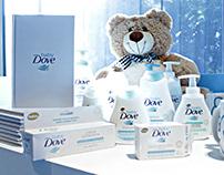 Dove Baby - Launch
