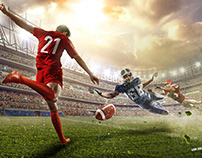 Love SOCCER? LIVE IT UP!