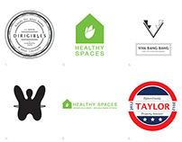 College Work - Logos/Identities