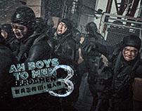 Ah Boys to Men 3 : Frogmen - VFX Breakdown