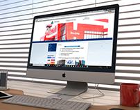 Website für TSK Fassaden Сайт для ТСК Фасад