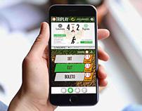 Triplay | App UX/UI