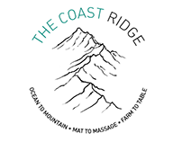 The Coast Ridge - website redesign