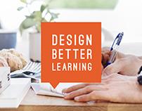 Branding for - Design Better Learning