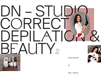 DN-studio_brand identity & web-design