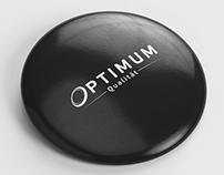 Optimum Logo Redesign