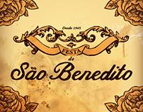 Festa de São Benedito - Identidade 2014