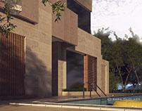 Villa Design- Ramallah city