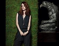 Harpers Bazaar - Suzanne Roshan