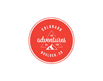 Colorado Adventures Logo Design