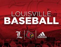 Louisville Baseball 2017-18 Assets