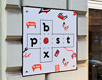 Identity for Post Box