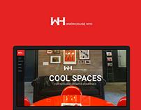 WorkHouse NYC: Mockup