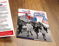 70e anniversaire de la libération d'Évreux